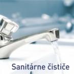 Sanitárne čističe